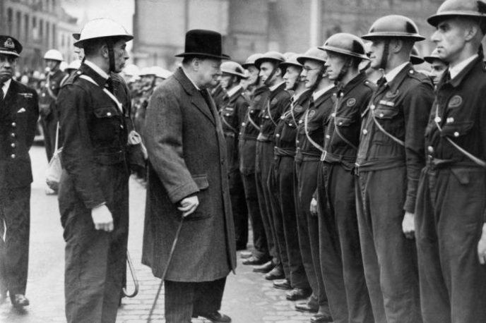 как воевала Англия во Второй мировой войне