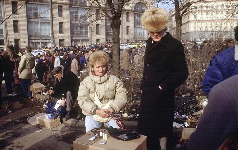 в России только в 1990-е