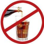 Вред газированных напитков для здоровья