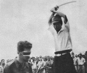 Страшные преступления и зверства японцев