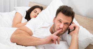 Страх измены мужа