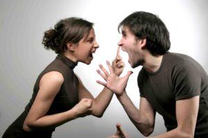 ссоры в отношениях
