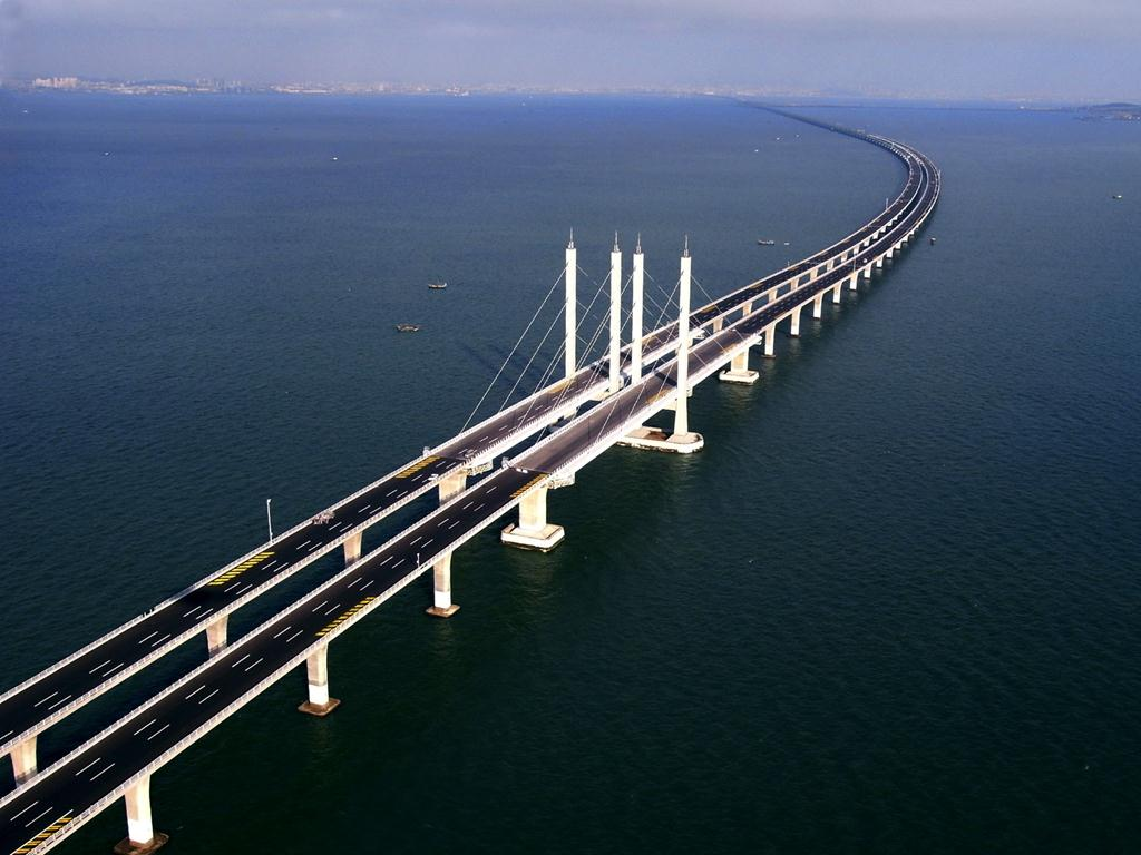 Самые длинные мосты