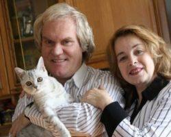 Юрий Куклачев с женой Еленой: он, она, кошки и театр