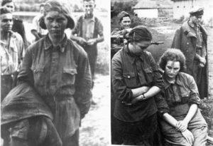 Кого немцы не брали в плен на Великой Отечественной войне и почему