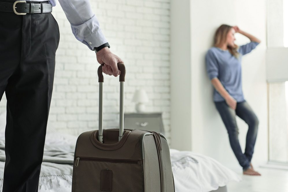 От каких жен уходят мужья