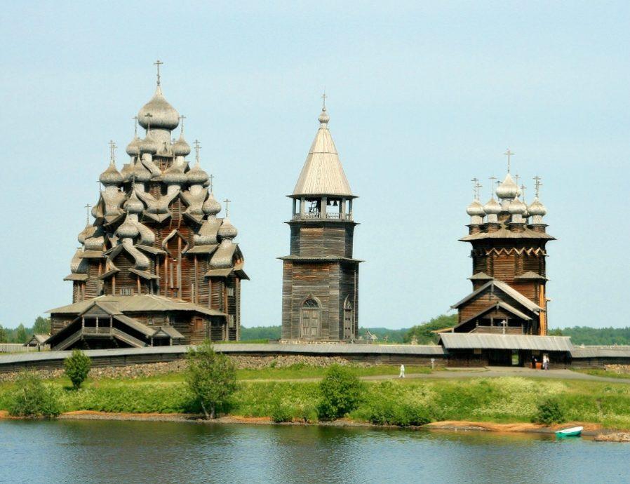 Священные места в России