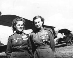 Ночные ведьмы - Почему фашисты так боялись 46-ой гвардейский женский Таманский авиаполк