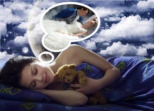 Как присниться человеку во сне