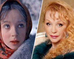 Наталья Седых: Почему Настенька из «Морозко» отказалась от карьеры в кино и как сложилась её жизнь