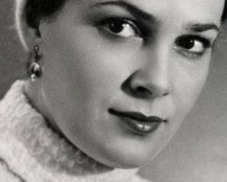 Элина Быстрицкая: биография и причина смерти актрисы, личная жизнь, фото