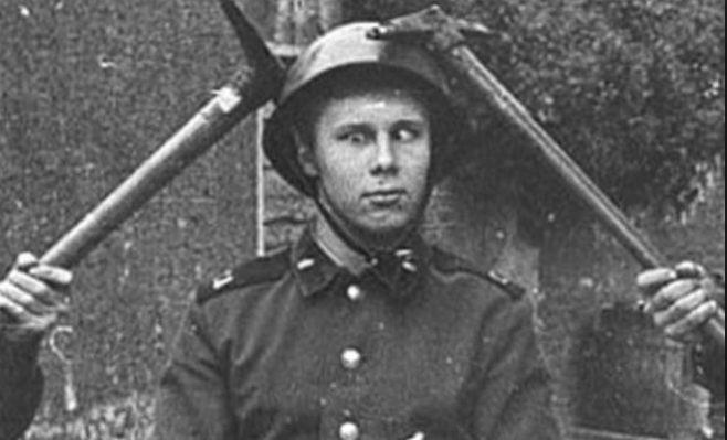 Обряды и посвящения в армии СССР