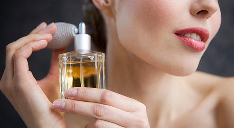 Любимый аромат женщины