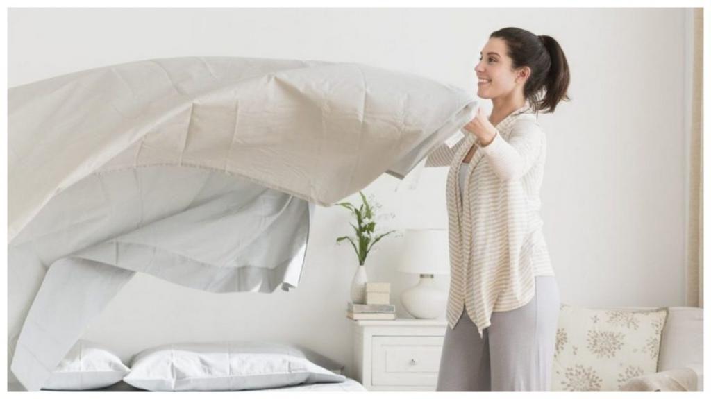 Как часто нужно стирать постельное белье