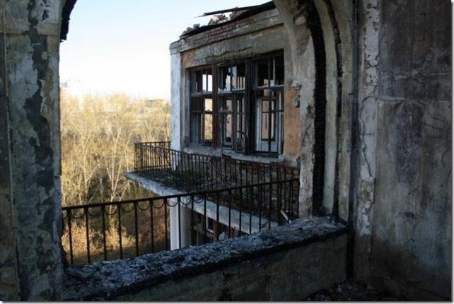 Заброшенные города-призраки