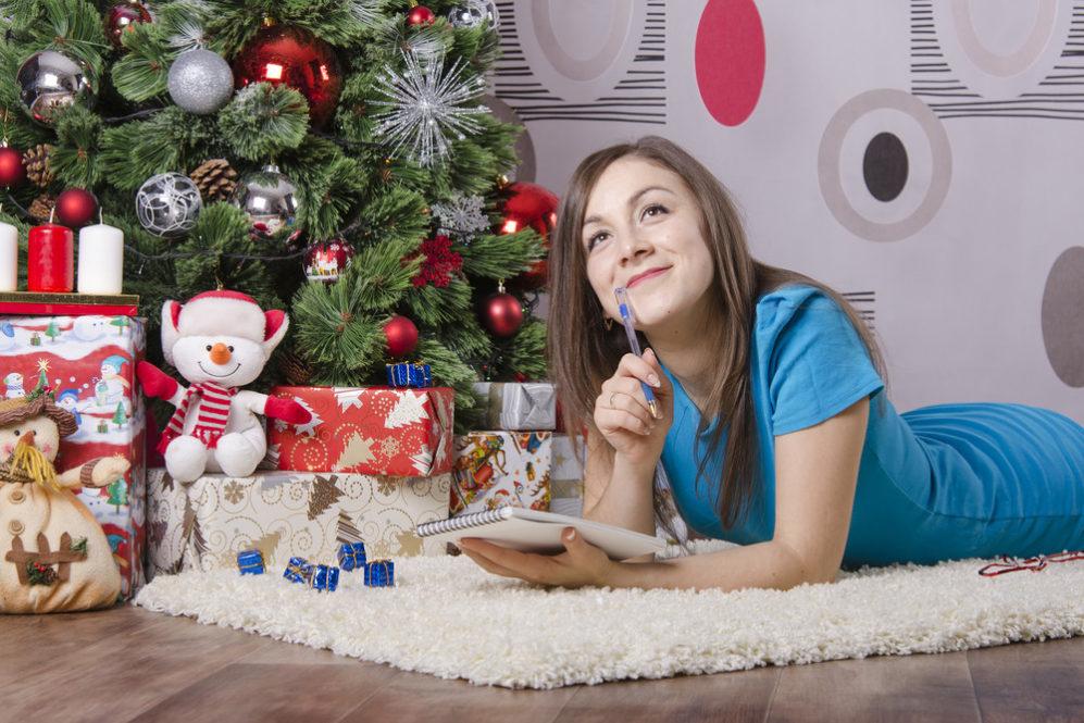 Как на Новый год правильно составлять список желаний