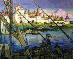 Китеж-град: Зов подводного города