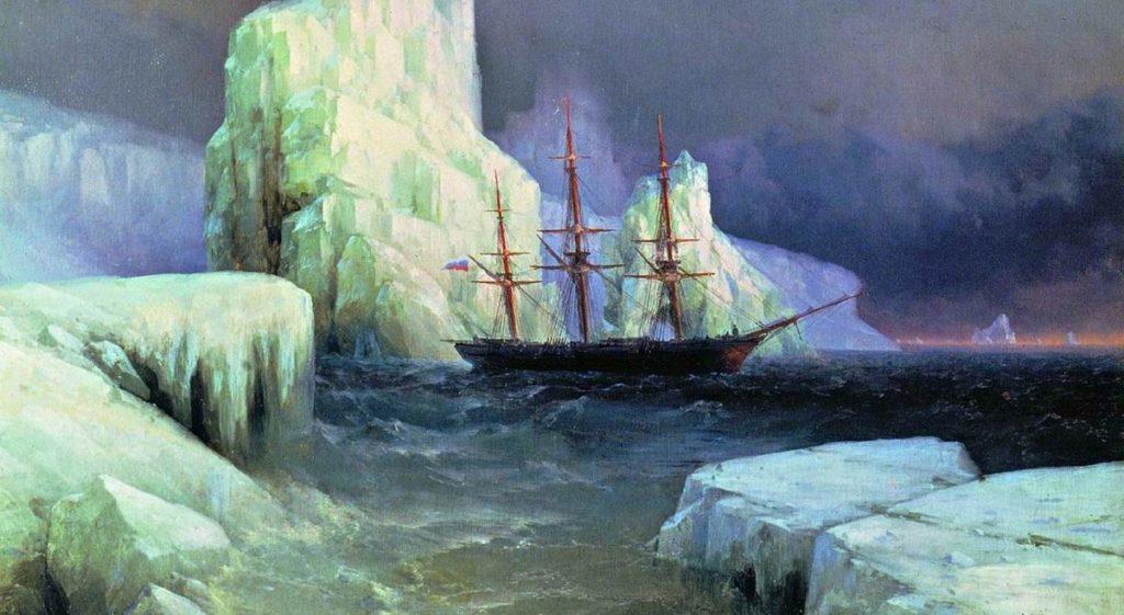 Как русская экспедиция открывала Антарктиду
