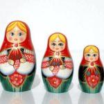 Русская матрёшка — как и где появилась. История возникновения