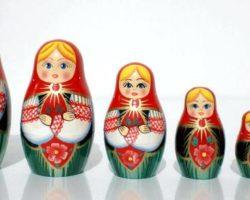 Русская матрёшка - как и где появилась. История возникновения