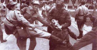 дедовщины в Советской армии
