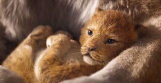 Трейлер нового Короля Льва