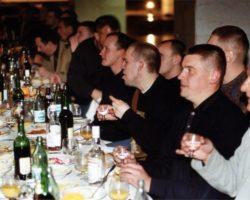 российские бандиты в 1990-е
