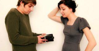 Муж зарабатывает меньше жены