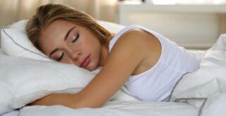 Как влияет положение тела во время сна