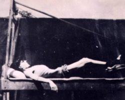 Японские лагеря смерти
