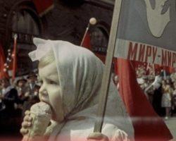 Теплые воспоминания из СССР