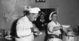 блюда советского времени