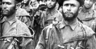 насильники Второй Мировой войны